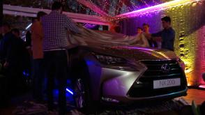 Premiera Lexusa NX 200t