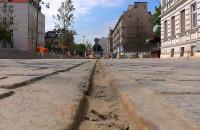 Prace przy rewitalizacji Dolnego Miasta na finiszu