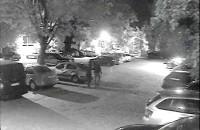 Zapis z monitoringu na parkingu przy ul. Ogrodowej w Sopocie