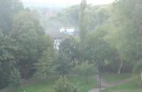Ponowna interwencja strażaków w dawnym młynie na Przymorzu