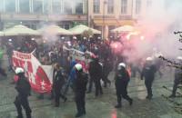 """Marsz """"NIE! dla imigrantów"""" w Gdańsku"""