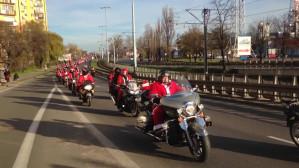 Mikołaje na motocyklach już wyruszyli