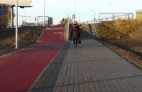 Nowa ścieżka rowerowa łączy Rudniki ze Śródmieściem