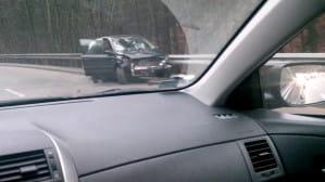 Usuwanie skutków wypadku na ul. Słowackiego 27 grudnia