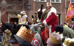 Orszak Trzech Króli w Gdańsku 2016