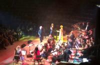 Gummy Bear z Filharmonią Dowcipu