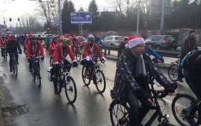 Na rowerach dla Orkiestry WOŚP 2016