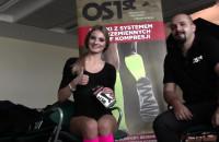Cheerleaders Gdynia - wsparcie biomechaniczne