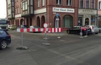 Ruszyły prace przy ul. Stągiewnej w Gdańsku
