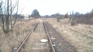 Zaniedbane tereny PKP w Gdańsku- Letnicy (3)