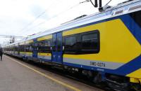Nowy pociąg SKM w Słupsku