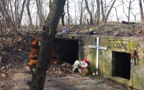 Brzeźno miejsce gdzie zginęła 5 latka