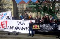 Prezes gdańskiego oddziału KNP o imigrantach