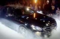 Premiera Mercedesa-Benz Klasy E