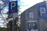 Parkomat sezonowej strefy płatnego parkowania w Sopocie