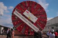 Cztery i pół roku budowy tunelu pod Martwą Wisłą