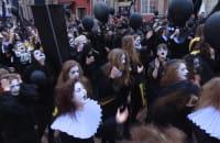 400 żałobników opłakiwało śmierć Szekspira