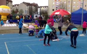 Wielkie sprzątanie Gdańska - festyn na Jasieniu