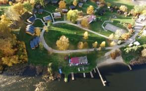 Camping Przywidz - Mała Szwajcaria  Miejsce, gdzie naprawdę wypoczniesz