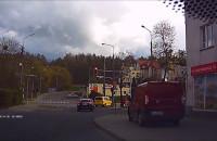 Skrzyżowanie Łowicka - Wielkopolska Gdynia