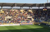 Wypełnione trybuny na meczu Arka - Olimpia w Gdyni