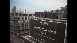 Historia budowy Baltiq Plazy w filmowym skrócie