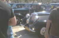 Tłumy na wystawie klasycznych Mercedesów