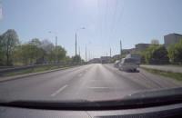 Gdyńska drogówka łapie nawet w niedzielę o 6 rano