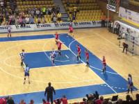 Galińska zdobywa zwycięska bramkę dla Vistalu Gdynia