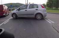Najczęstsze błędy kierowców wobec rowerzystów
