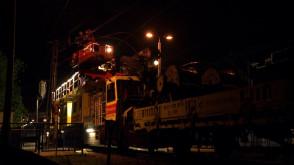 Niesamowite maszyny: pociąg sieciowy
