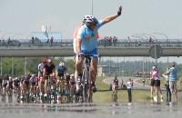 Wyścig kolarski Colnago Lang Team Race na al. Armii Krajowej w Gdańsku