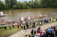 Flis 400-lecia Ulanów-Gdańsk