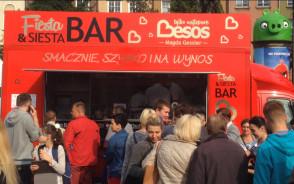 Food truck Magdy Gessler w Gdańsku