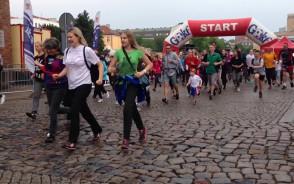 Start Rodzinnego Biegu Gdańszczan 2016