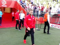 Reprezentacje Polski i Holandii już na Stadionie