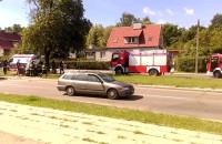 Wypadek na Potokowej