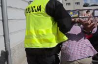 25-latek zatrzymany za zabójstwo starszej kobiety