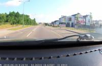Czy zgłosił byś na policji takie zachowanie na drodze?