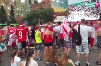 W Strefie Kibica w Gdańsku zerwało połączenie z Polsatem