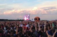 Openerowcy cieszą się z gola Lewandowskiego
