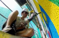 Argentyńscy malarze na ścianach