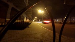 Biała strzała na Polskiej w Gdyni