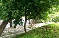 Tama pękła zbiornik Subisława
