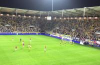 Marcus strzela karnego na 3:0 w meczu Arka-Wisła