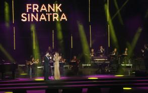 Gwiazdy zaśpiewały największe przeboje Franka Sinatry