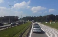 Mega korek w kierunku Gdyni
