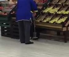 Warzywa z podłogi z powrotem do sprzedaży