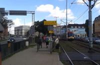 Znowu stoją tramwaje