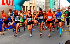 Start 23. Biegu Św. Dominika na 10km